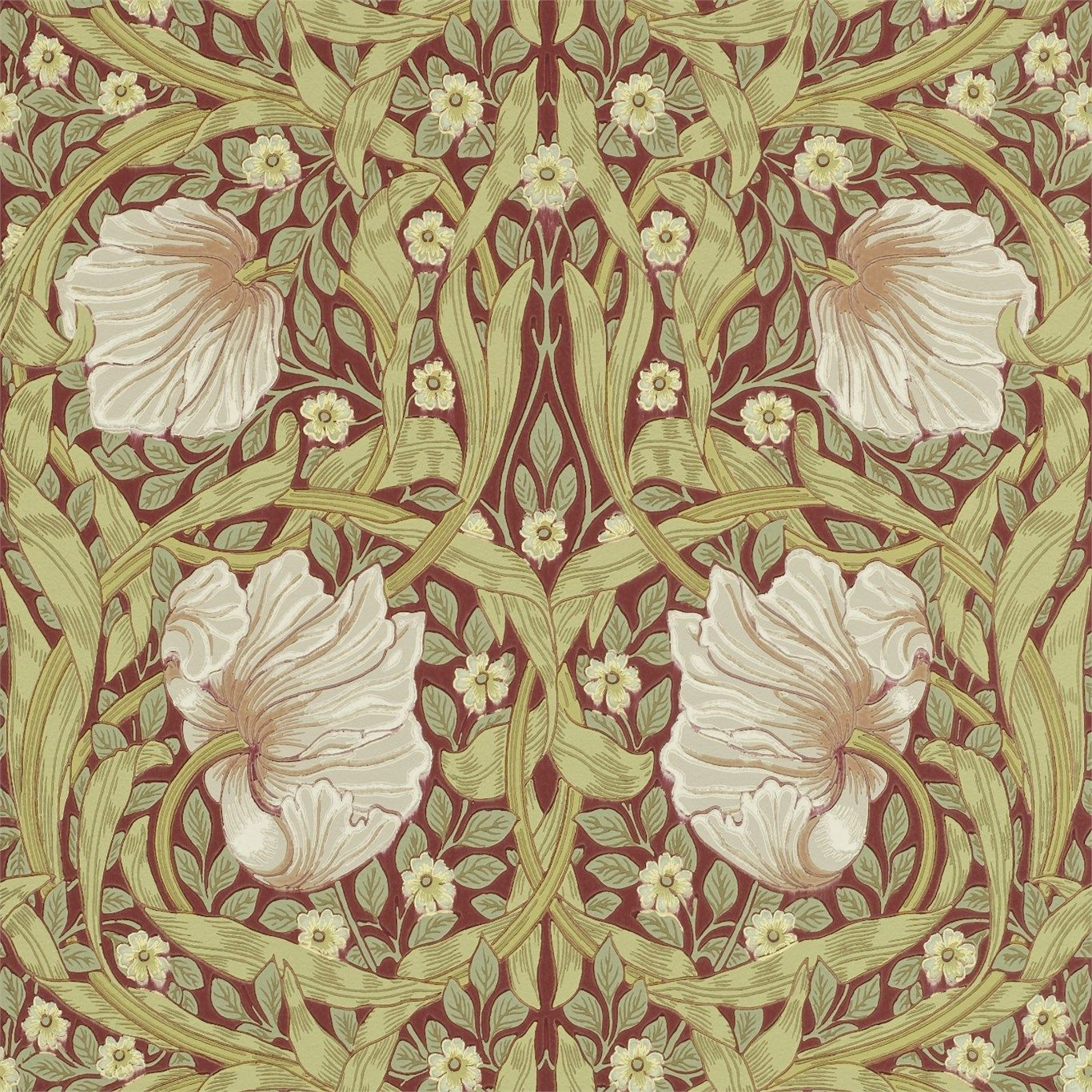 The Original Morris Co Arts And Crafts Fabrics And Wallpaper Designs By William Morris Company Products British Kunstverk Kunstideer William Morris