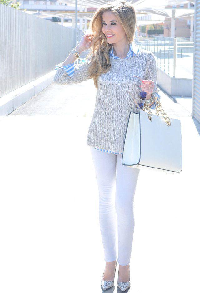 Vielseitige silberne Schuhe für jedes Outfit