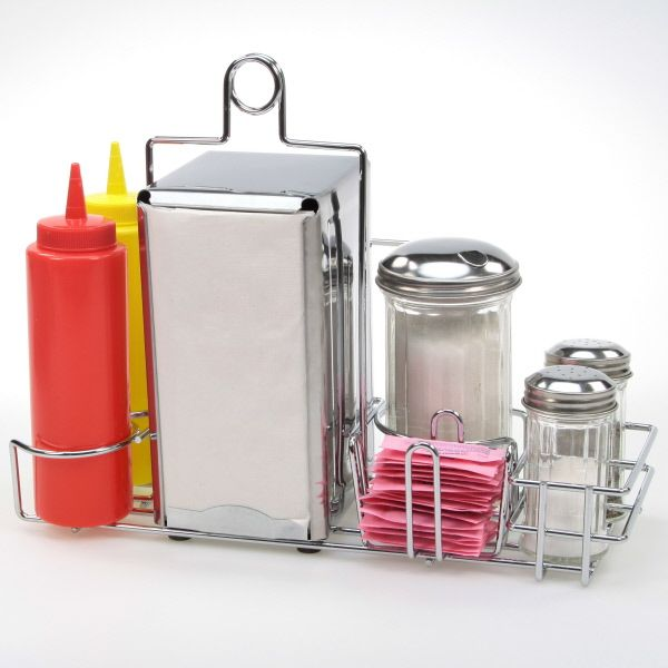 Tableware Dispensers Set at retro planet.com SO FREAKING ADORABLE!  sc 1 st  Pinterest & Pinterest