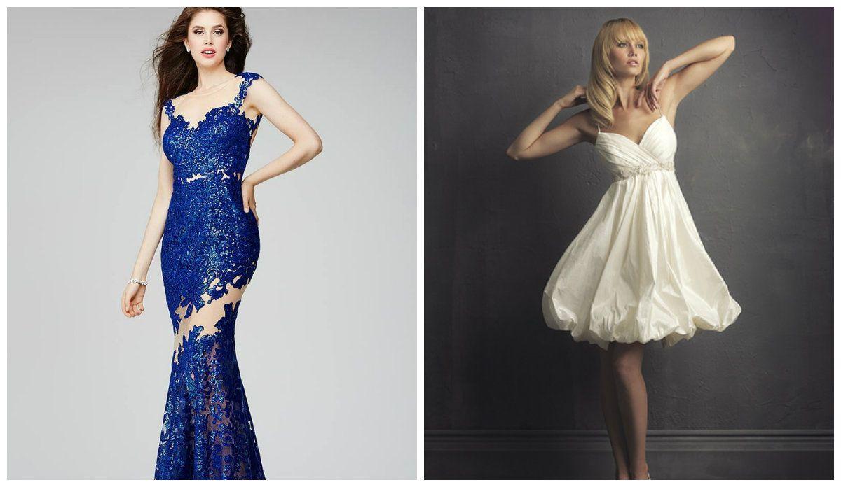Abendkleider 11: Wunderschöne Trends und Ideen für Ballkleider