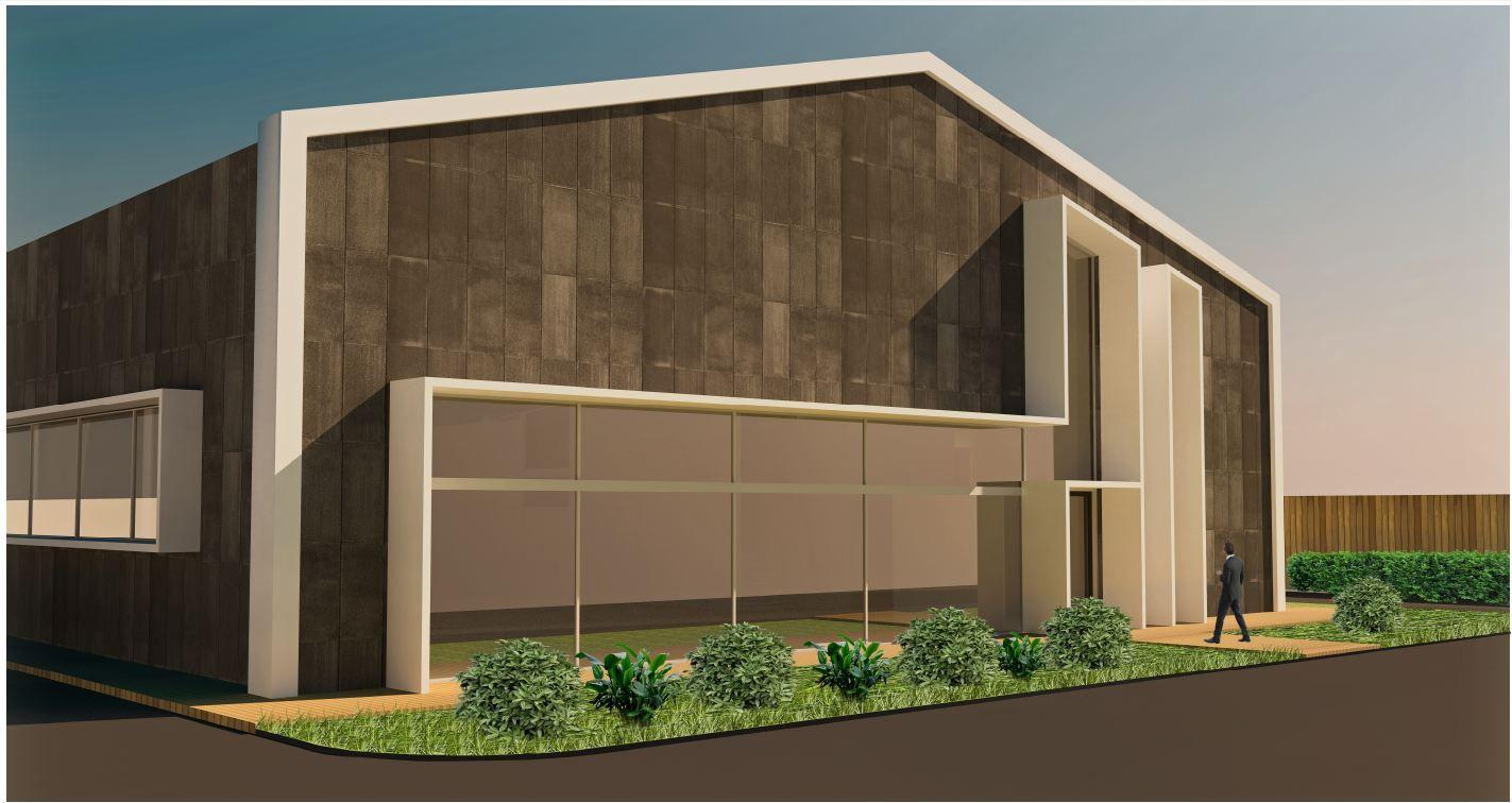 Metal Warehouse Conversion | Arch Wayne Sullivan | Architecture ...