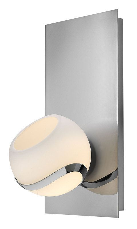 view the hinkley lighting 50100 1 light 5 5 width bathroom sconce