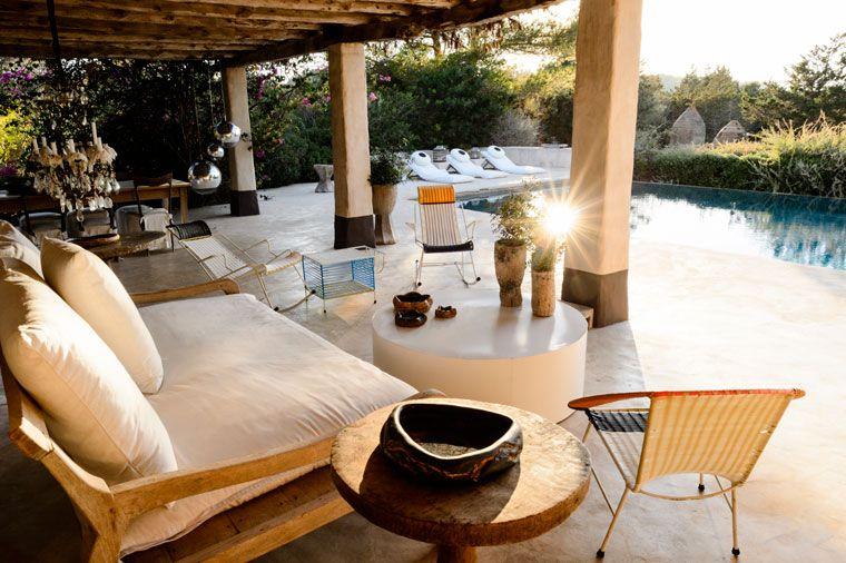 Rent design luxury villa formentera tuin pinterest casas