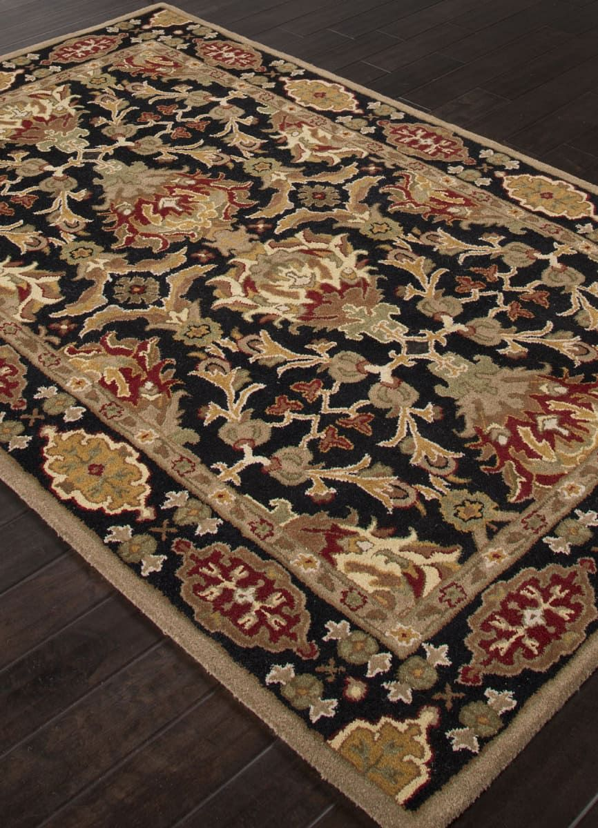Addison And Banks Hand Tufted Abr1367 Ebony Area Rug Clearance Rugs Area Rugs Clearance Rugs