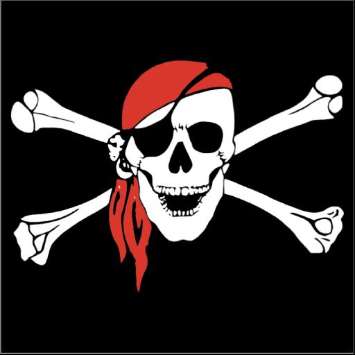 Pirate Skull And Cross Bones Pirates Pirate Flag Pirate Skull