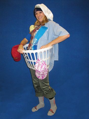 15 easy last minute halloween costumes that are sheer genius - Last Minute Costume Ideas For Halloween