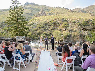 Wedding The Mishawaka Amphitheatre Weddings Fort Collins