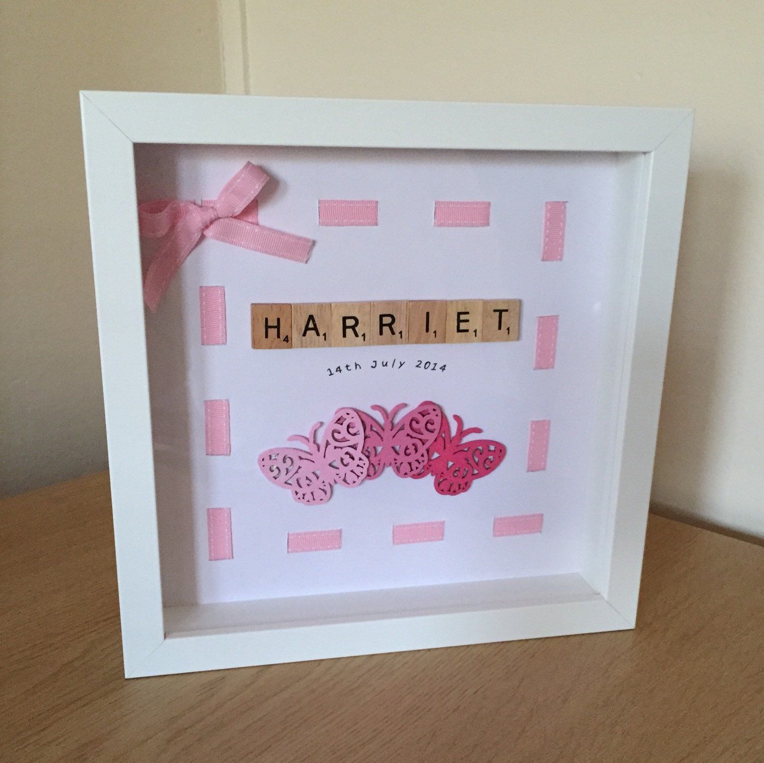 Unique hand crafted frames, ideal as a gift. Mounted on high quality ...
