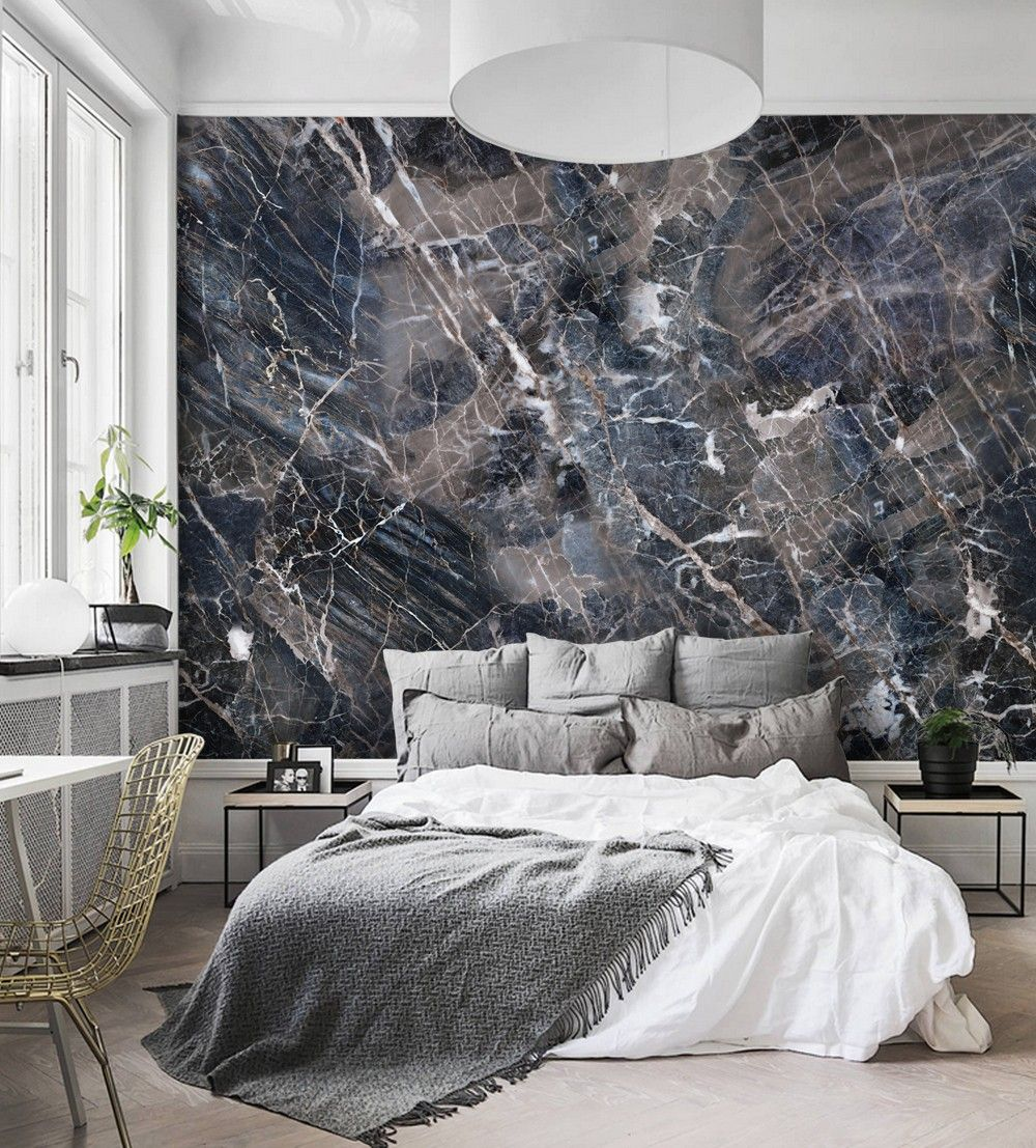 Best Marble Extra Large Wall Art Peel And Stick Wall Mural 400 x 300