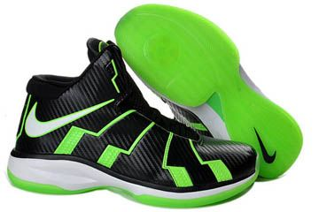 huge discount b5e96 1682e King James 10.8 in Colorways Black Green and White Online