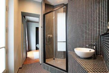 Appartement Haussmannien - contemporain - Salle de Bain - Other ...