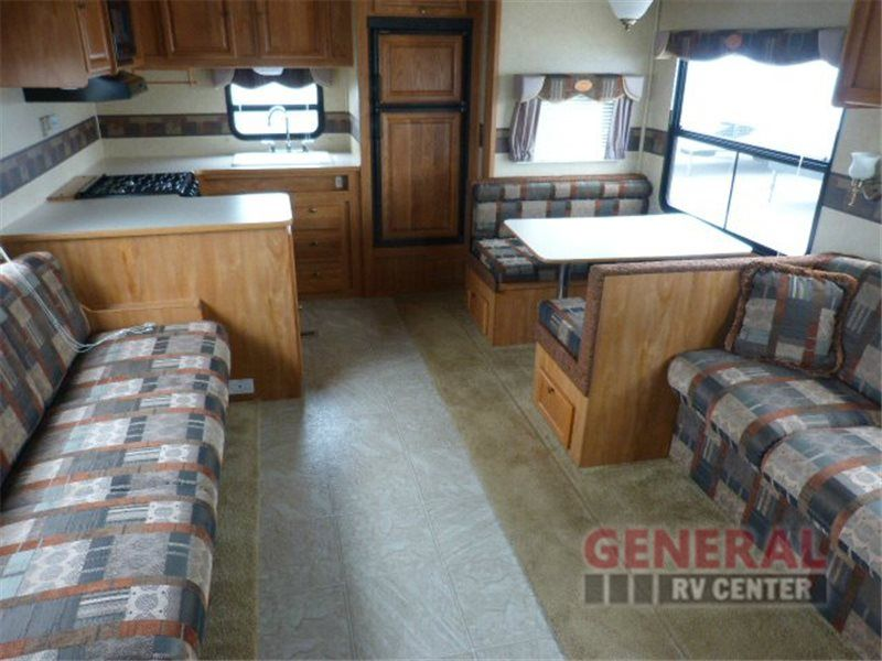 Used 2008 Starcraft Homestead Lite 290bdss Fifth Wheel At General
