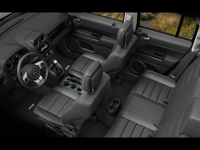 Jeep Patriot High Altitude Interior Google Search Jeep Patriot
