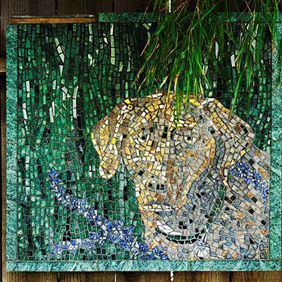 Mosaic art garden gardening mosaic garden decor gardening images garden photos garden ideas garden art