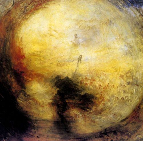 The Morning After the Deluge  circa 1843  J. M. W. Turner