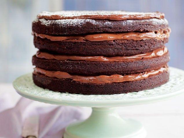 Make a Wish 33 Amazing Birthday Cakes Ultimate Chocolate Fudge Cake
