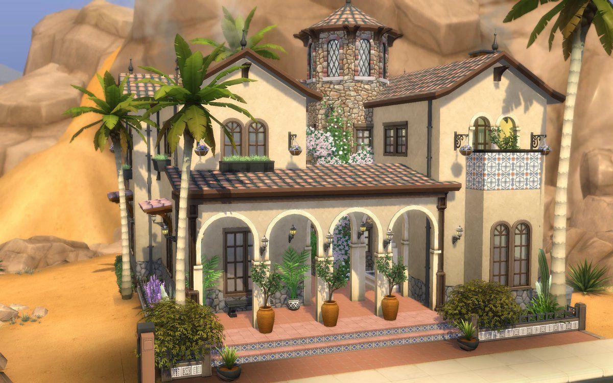 S T E V E O On Twitter Sims House Design Sims House Sims 4 House Design