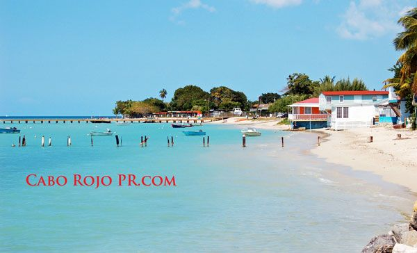 Combate Beach Is One Of The Best Beaches In Puerto Rico Clear Waters Family Friendly Restaurants And Nearby Hotels