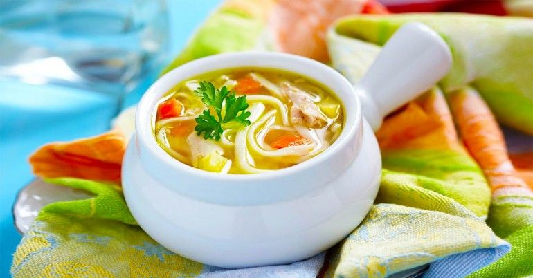 The classic comfort food homemade chicken noodle soup noodle the classic comfort food homemade chicken noodle soup forumfinder Images