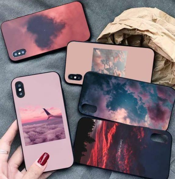 Artistic Cloud Artistic iPhone Case deal present