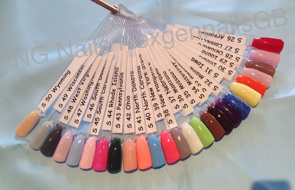 Nexgen Nails - Official Trade Distributor for Nexgenails in the UK ...