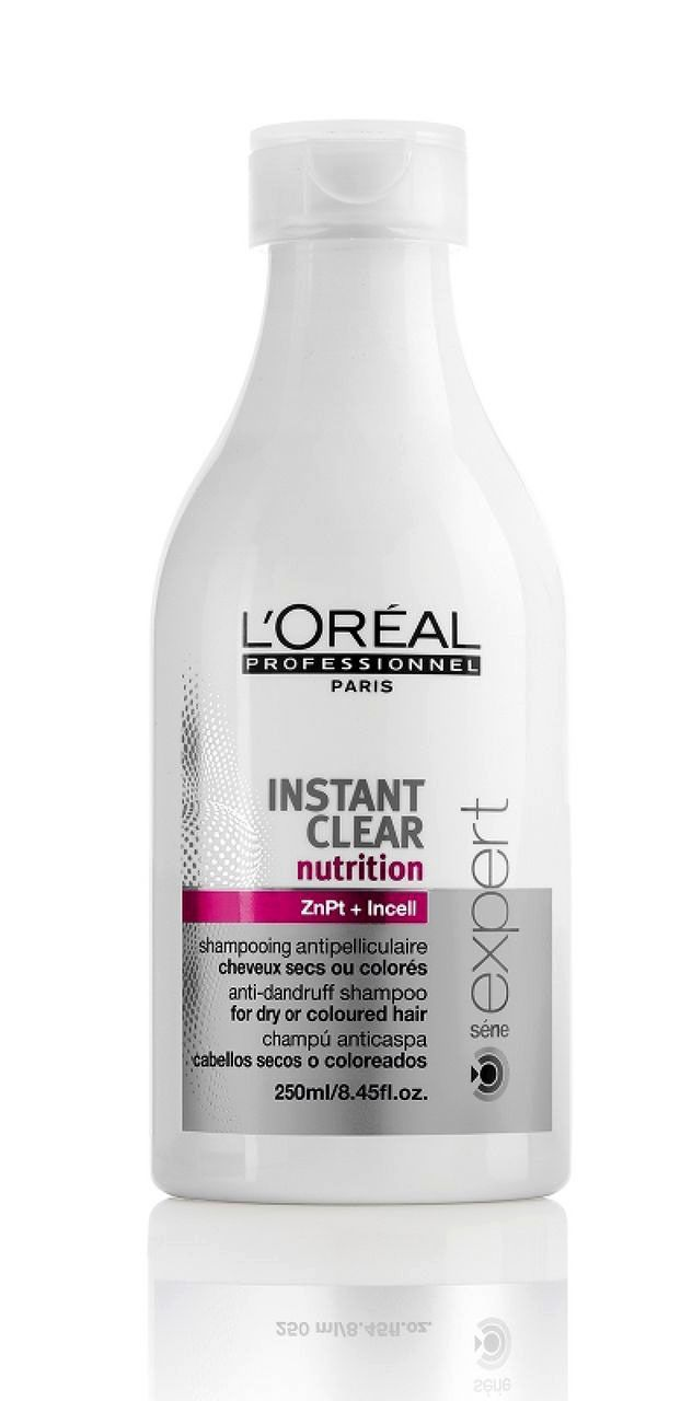 L Oreal Serie Expert Cleanse Control Instant Clear Shampoo Dry Hair 250ml Clear Shampoo Dry Shampoo Hairstyles Loreal