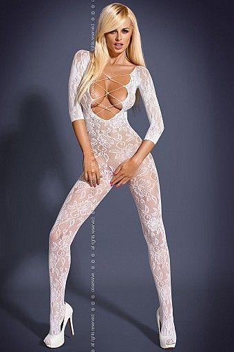 0539249c71e836 Obsessive Bodystocking F200 white    #bodystocking #obsessivelingerie  #lingerie