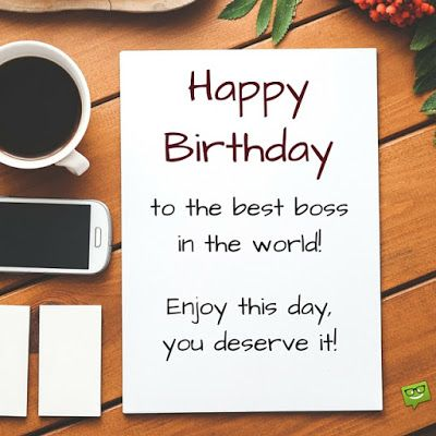 Pin By Wishes And Messages On Happy Birthday Wishes Birthday Greetings For Boss Birthday Wishes For Boss Happy Birthday Wishes Quotes