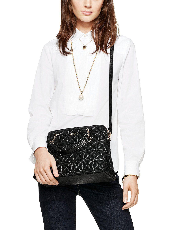 994ddf52a4 Kate Spade Whitaker Place Small Rachelle Black Crossbody Handbag Purse