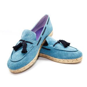 Baltimore Espadrille Men's Blue now featured on Fab.