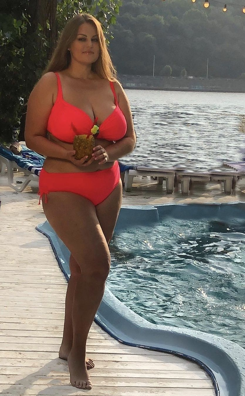a2135648fd3 Badfeet👣 Women's Plus Size Swimwear, Curvy Swimwear, Plus Size Bikini, Bikini  Swimwear