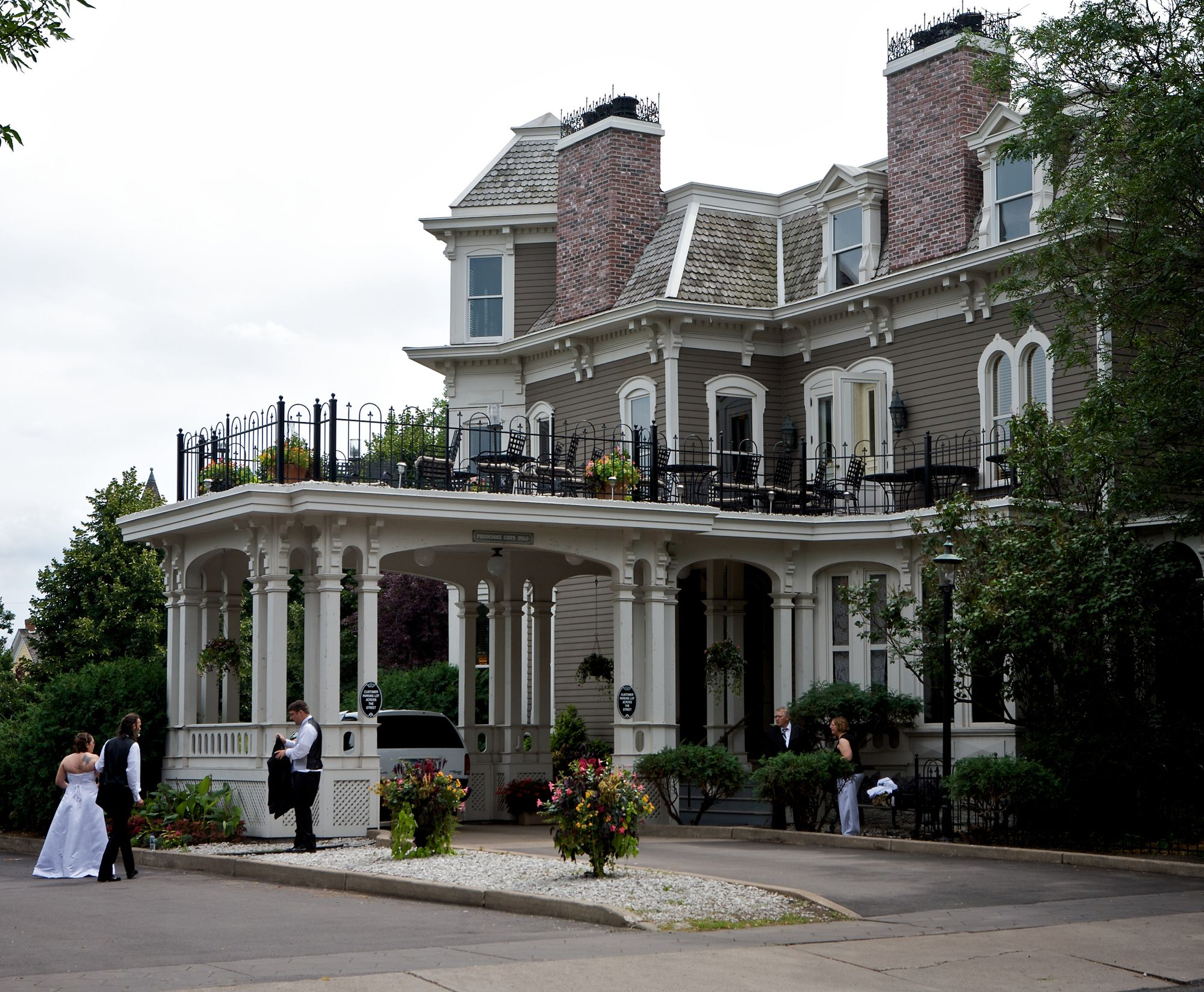 After decades in historic st paul mansion forepaughs