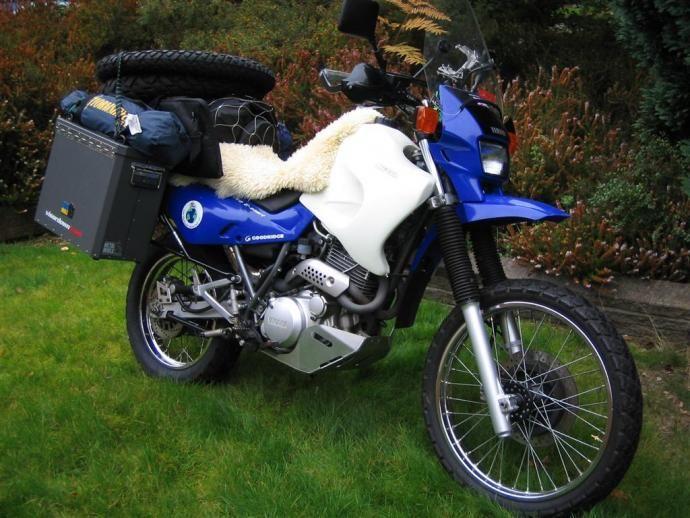 Xt600e Overland Prep Overlanding Adventure Bike Bike