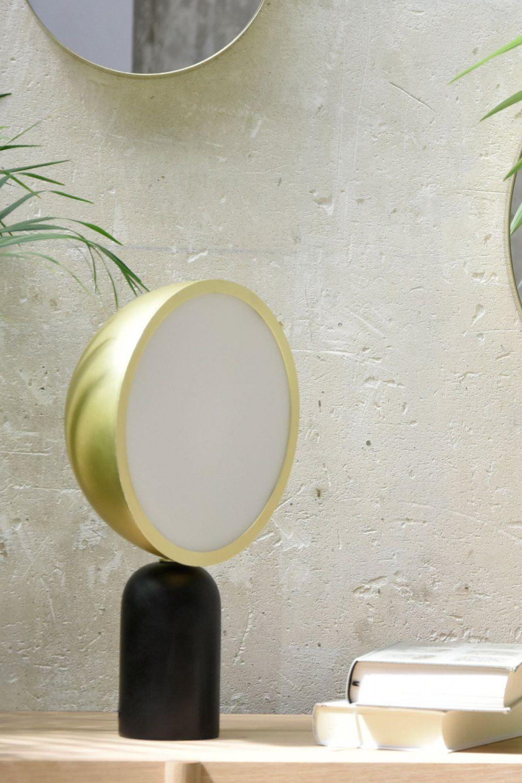 15 lampes de chevet à shopper pour la chambre   Lampe bois