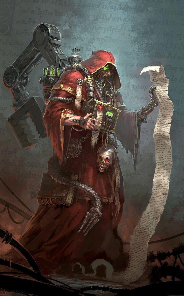warhammer 40k adeptus mechanicus codex pdf