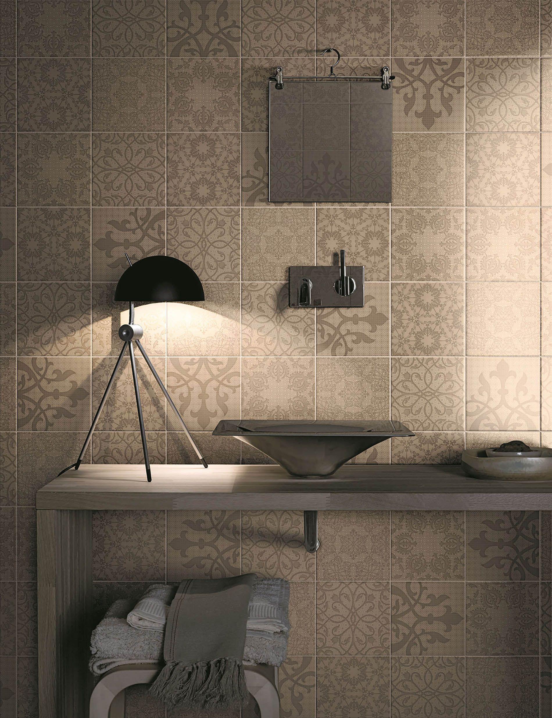 Pittura Per Piastrelle Colori minoo disegnato da marcel wanders | bathroom interior design