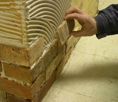 Iu0027d Like To Put Brick Veneer On An Interior Wall Using Thin Brick Pieces