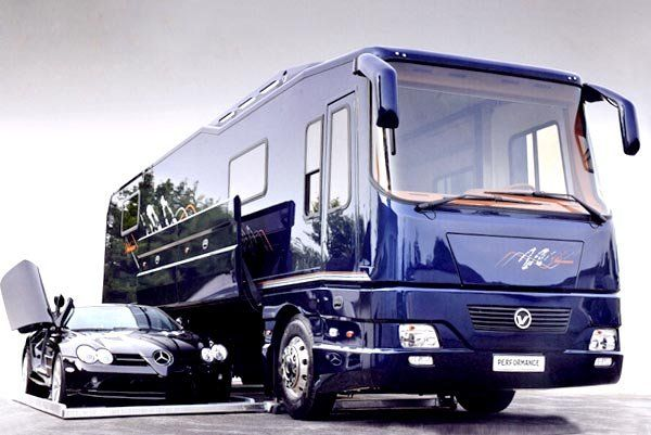 Volkner Mobil Performance Bus Luxury Motorhomes Recreational Vehicles Dream Cars