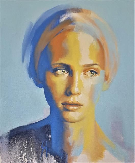 Öl portrait  35 Most Beautiful Oil Paintings from Top
