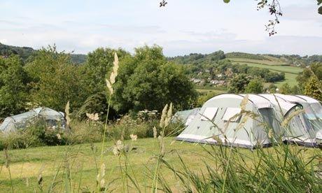 Top 10 Dorset campsites | Camping, Engeland, Vakanties