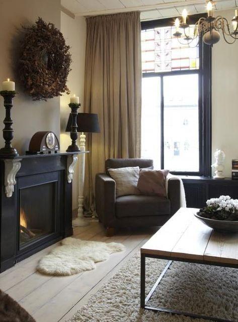 Landelijke woonkamer | Landelijke woonkamers | Pinterest - Interieur ...