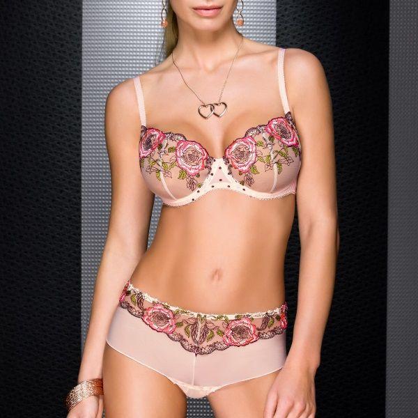 0cd64816651b lenceria elegante de mujer, en satén con encaje, ropa interior ...