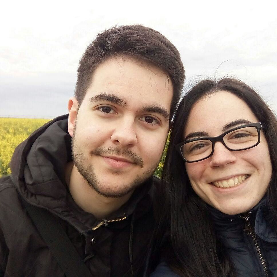 En los campos floridos de colza :) by sergiodiaz92
