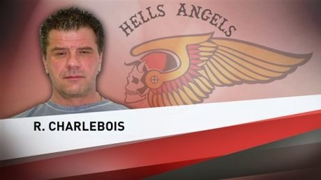 Montreal police are investigating the death of Hells Angel René Charlebois, which they say appears to be a suicide.