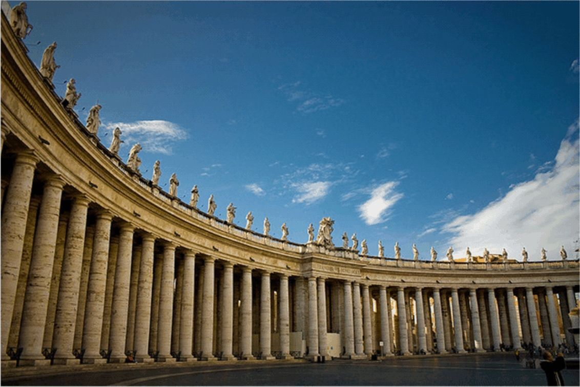Columnata de Bernini (Paulina achach)