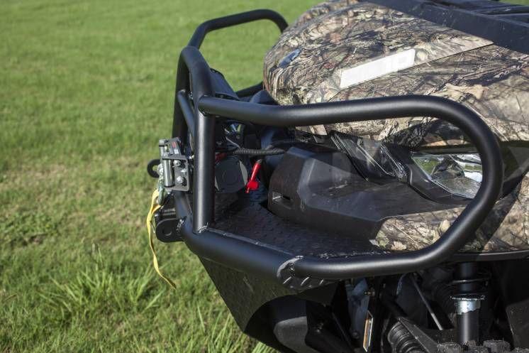 Can Am Defender Defender Max Deluxe Front Bumper Brush Guard Can Am Led Light Bars Defender