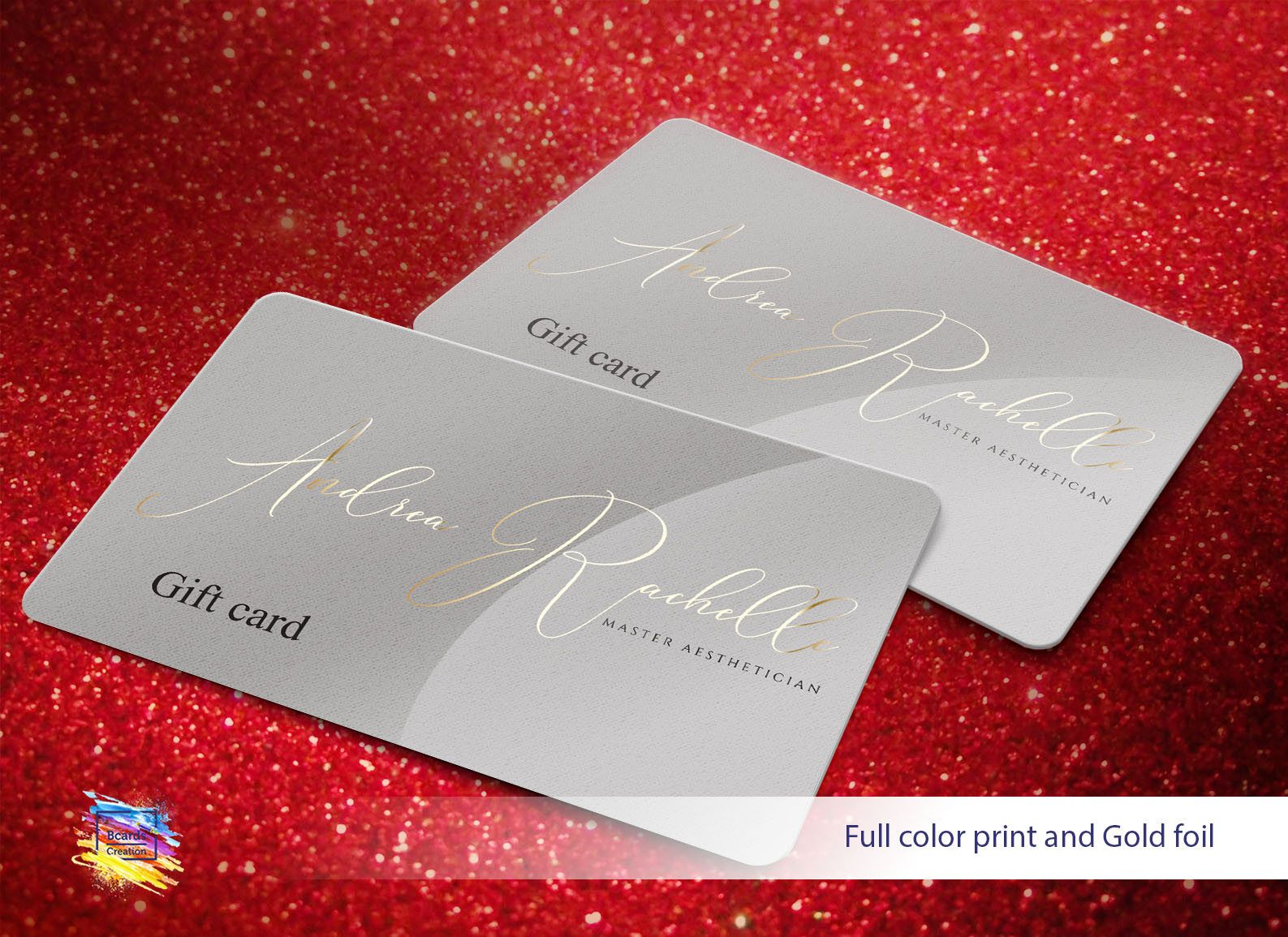 100 pvc plastic business card silver shimmer dust background 100 pvc plastic business card silver shimmer dust background plastic wwo real gold silver holographic foil stamping gift cards pc08 colourmoves Images