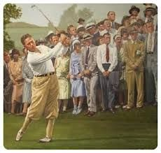 Old Fashioned Golf Outfits