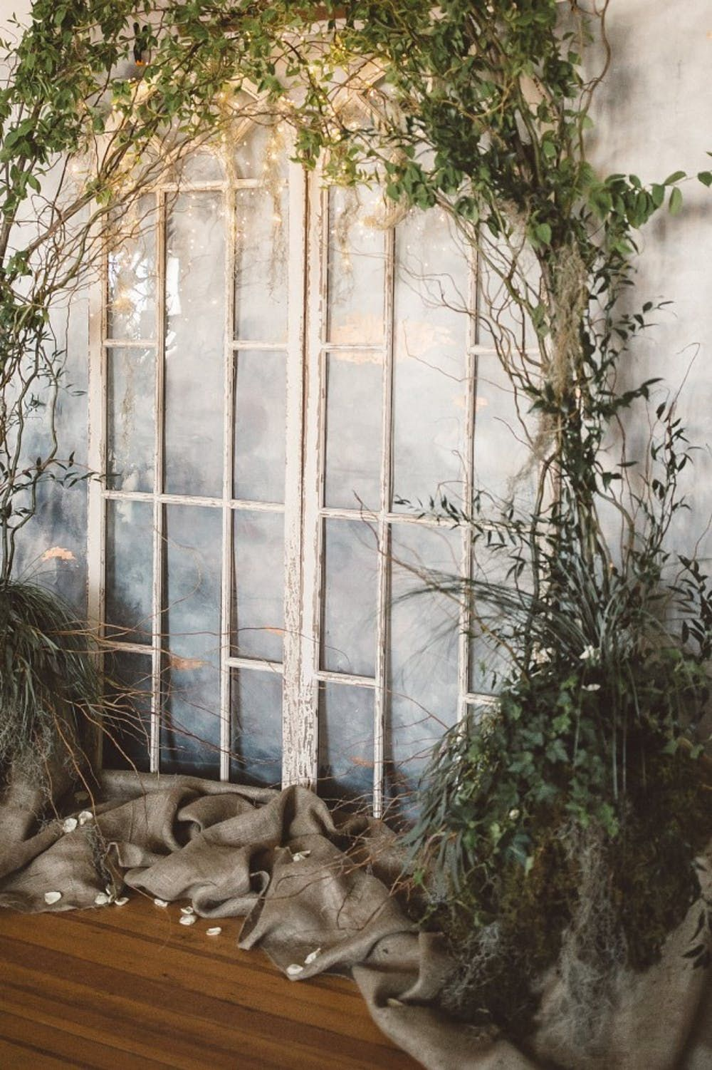 Get Ready to Swoon Over This Ethereal Garden-Inspired Wedding Shoot