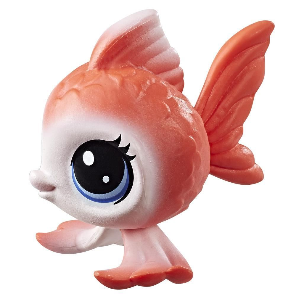 Littlest Pet Shop Angel Fish Single Little Pet Shop Toys Pet